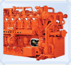 GAS GENSETS